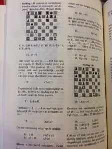 """The Middlegame 3"" by Max Euwe and H.Kramer Page 1"