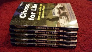 Chess for Life books!