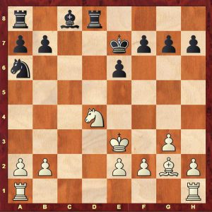 Alekhine-Euwe World Championship 1937 after Black's 13th move